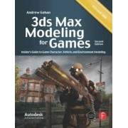 3ds Max Modeling for Games, Paperback