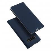 DUXDUCIS Pouzdro pro Samsung Galaxy S10 PLUS - DuxDucis, SkinPro Blue