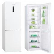 Combina frigorifica Heinner HCNF-317A+, A+, Full No Frost, 222+95 litri, alb