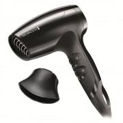 Uscator de par D5000, 1800 W, 2 trepte, negru