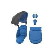 Color Pack Chicco Para Carrinho Urban Plus Power Blue