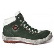 Redbrick BOUNCE Veiligheidssneakers Hoog model S3 - Groen - Size: 42
