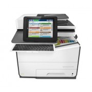 HP Printer PageWide Enterprise Color Flow MFP 586z (G1W41A) Refurbished all in one