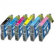 Epson Stylus Photo 1400 - ( T0791 ) Black Ink Cartridge - C13T07914010 - G&G