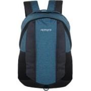 Remyra Khadi Laptop bags women Office Bag Ladies Business Formal Bags Women Trendy Backpacks (Sky Blue and Grey) 30 L Laptop Backpack(Multicolor)