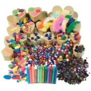 Chenille Kraft Papier Mache Boxes Activities Box
