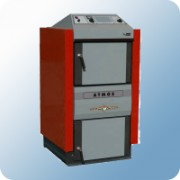ATMOS DC 25 S faelgázosító kazán 25kW-os - ATM-DC25S
