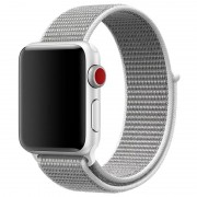 Apple Watch Series 5/4/3/2/1 Nylon Strap - 40mm, 38mm - White