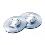 LPR Juego de 2 discos de freno LPR H2029V