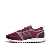 ADIDAS Los Angeles Burgundy W