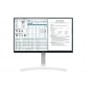 "Monitor IPS, LG 27"", 27HJ712C-W, 14ms, 5Mln:1, HDMI/DP, 3840 x 2160"