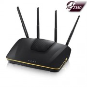 ZyXEL NBG-6816 Armor Z1 (Dual-Band Wireless AC2350 Media Router, 802.11ac (600Mbps/2.4GHz+1733Mbps/5GHz)
