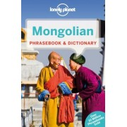 Woordenboek Phrasebook & Dictionary Mongolian – Mongools | Lonely Planet