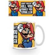 Pyramid Super Mario - Makes You Smaller Mug
