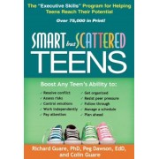 "Smart But Scattered Teens: The ""Executive Skills"" Program for Helping Teens Reach Their Potential, Paperback"