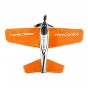 Ninco RC vliegtuig Spin Shot oranje/grijs 31 cm