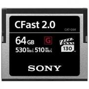 Sony CFast 2.0 G-Series 64GB, 530MB/s