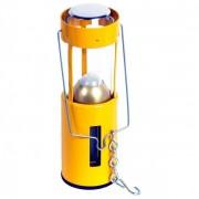 UCO Kerzenlaterne Lampada a candela campeggio arancione/bianco
