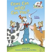 Cows Can Moo! Can You': All about Farms, Hardcover/Bonnie Worth