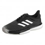 adidas SoleCourt Boost Clay Tennisschoenen Heren