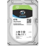 Seagate Skyhawk Surveillance 6 TB Surveillance Systems Internal Hard Disk Drive (Internal Hard Disk Drive)