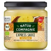 Sos Asiatic de Curry si Ananas Bio Express Sauce 325ml Natur Compagnie