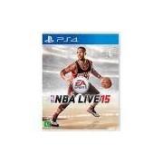 Game - NBA Live 15 - PS4