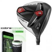 Cobra KING F9 TOUR Length Speedback Satin Black/Avalanche Driver【ゴルフ ゴルフクラブ>ドライバー】