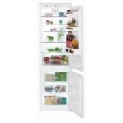 Liebherr beépíthető, alulfagyasztós kombinált hűtő (ICS 3334)