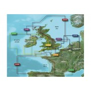 Garmin Great Britain, Northeast Coast Garmin microSD™/SD™ card: HXEU003R