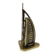 ELECTROPRIME Burj Al Arab Model Home Crafts Furnishing Objects for Decoration 15CM