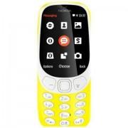 Nokia 3310 Dual Sim Telefono Cellulare Display 2,4 Pollici Fotocamera 2 Mp Color