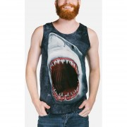 Playera 4d - Unisex 36-3103 Shark Bite