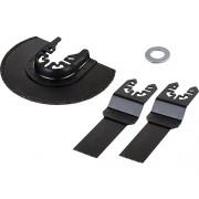 Set accesorii Wolfcraft pentru masini multifunctionale, 3 piese, pentru lemn si plastic