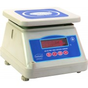 Sathyam Digital 10 Kg Kitchen Multi-Purpose Weighing Scale(White)