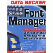 SOF DB Der große Fontmanager