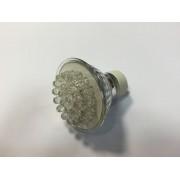 GU10 24SMD 5050 4,5W Hideg fehér LED izzó