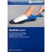 Venotrain glider, Anziehhilfe, weiß / Blau