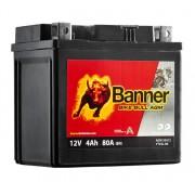 Banner YTX5L-BS Bike Bull AGM motorkerékpár akkumulátor - 50412