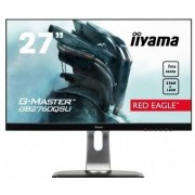 IIYAMA g master red eagle gb2760qsu b1 led monitor 27 27 zichtbaar