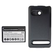 HTC BA S390 Усилена 2800 mAh Батерия + Капак за HTC EVO 4G