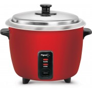 Pigeon joy .6l Electric Rice Cooker(.6 L, Red)