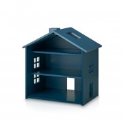 Nofred - Harbour doll house, petrol-blue