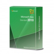 Microsoft MS Microsoft Visio 2010 Standard 1 PC Product-Key Code Download Link