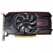 Видео карта SAPPHIRE Video Card AMD Radeon PULSE RX 560 4G GDDR5 HDMI / DVI-D / DP OC (UEFI), 11267-18-20G
