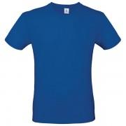 Majica kratki rukavi BC E190 zagrebačko plava XL 900003884