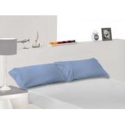 Kussensloop Tencel Hemels Blauw, 80 cm