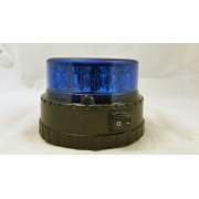 Girofar LED High Power Compact cu acumulator si prindere magnetica