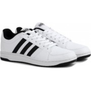 ADIDAS NEO VS HOOPS Sneakers For Men(White)