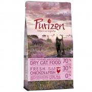 Purizon Cat Purizon Kitten con pollo y pescado - 400 g